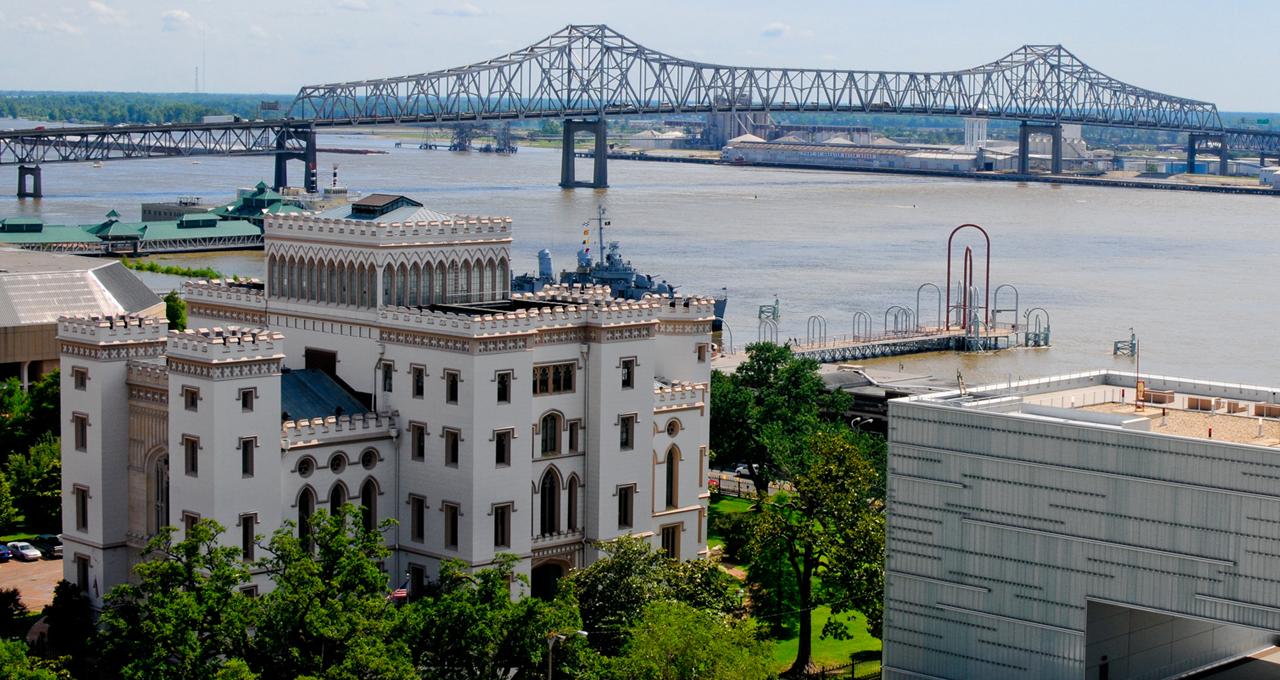 Baton Rouge Mississippi