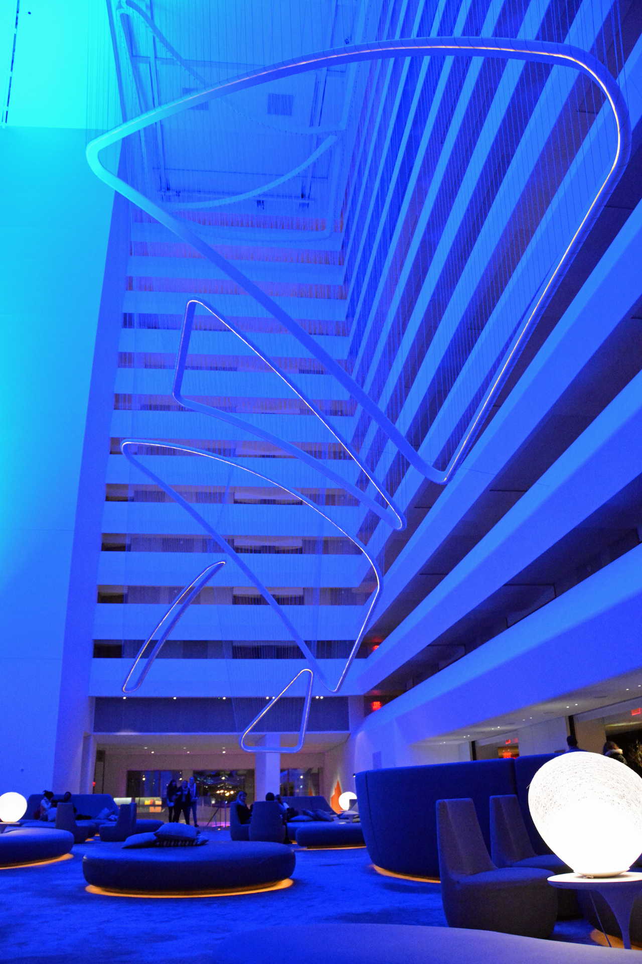 Atrio Conrad Hotel Nyc
