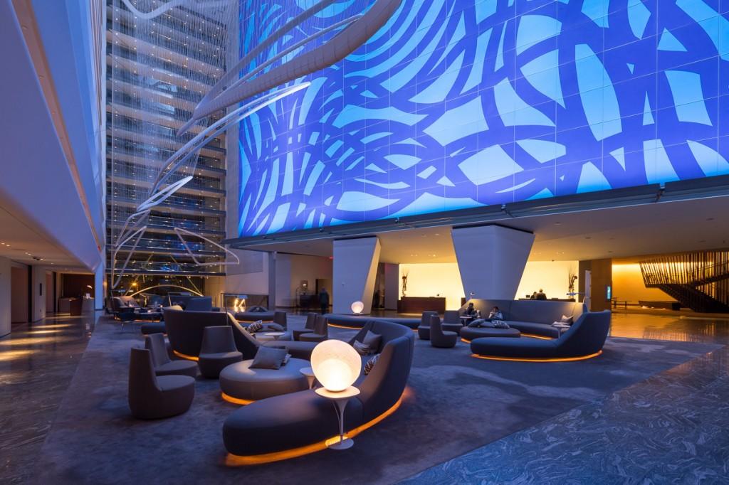Conrad Hotel NYC