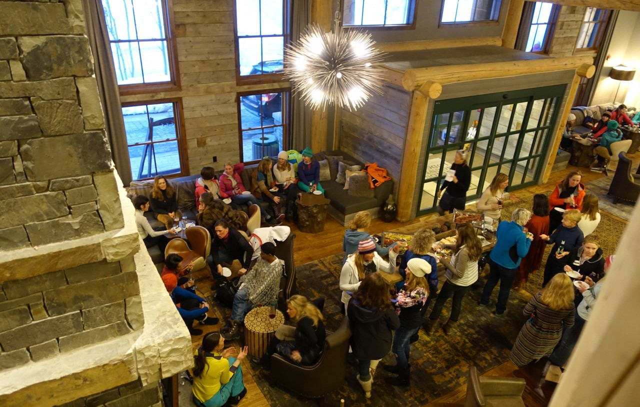 K Bar at Teton Mountain Lodge