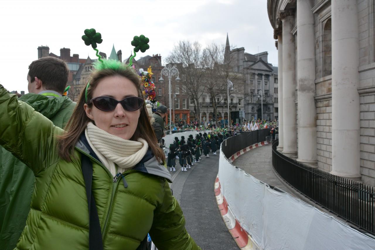St. Patrick's Day in Dublin