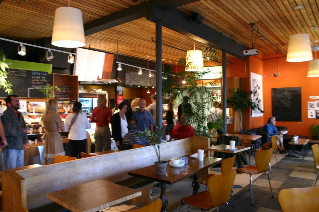 Baked Cafe and Bakery, Whitehors