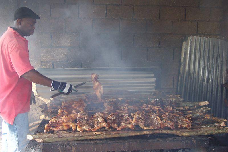 Off Resort Eats In Montego Bay Jamaica