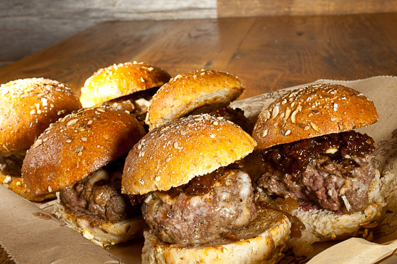 Blue Elk Sliders
