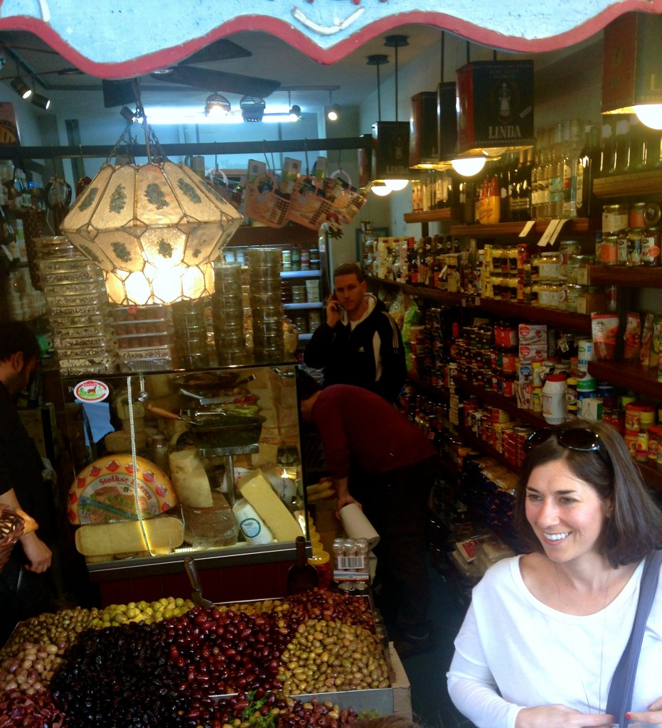 Inbal Baum, Founder of Delicious Israel