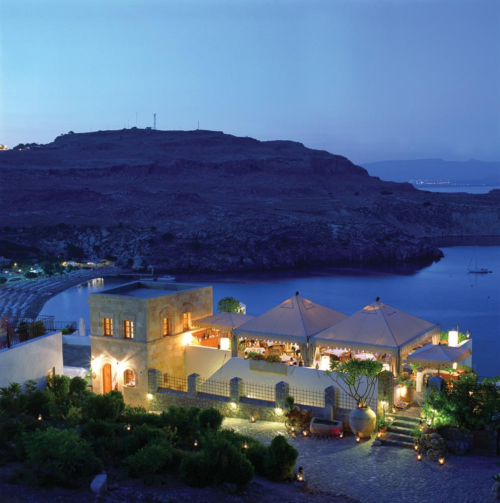 Melenos Boutique Hotel in Lindos, Greece