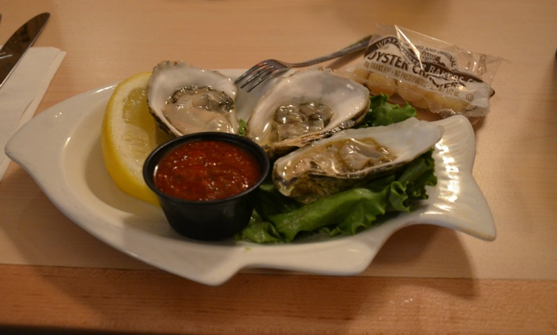 Chatham Square oysters