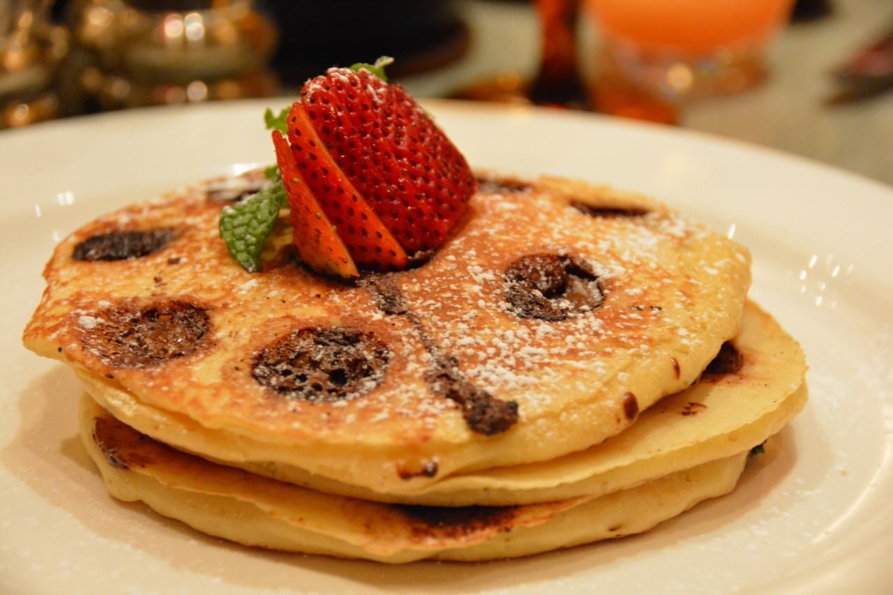 16. Mooo - pancakes