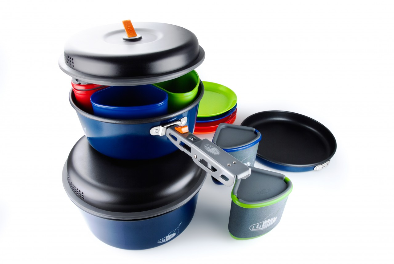 GSI pots and pans