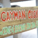 Cayman Cookout sign photo credit Cayman Cookout