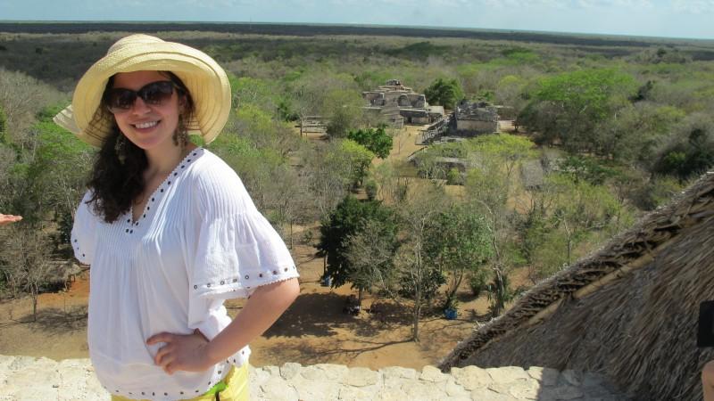 4 Ek Balam Ruins, Mexico