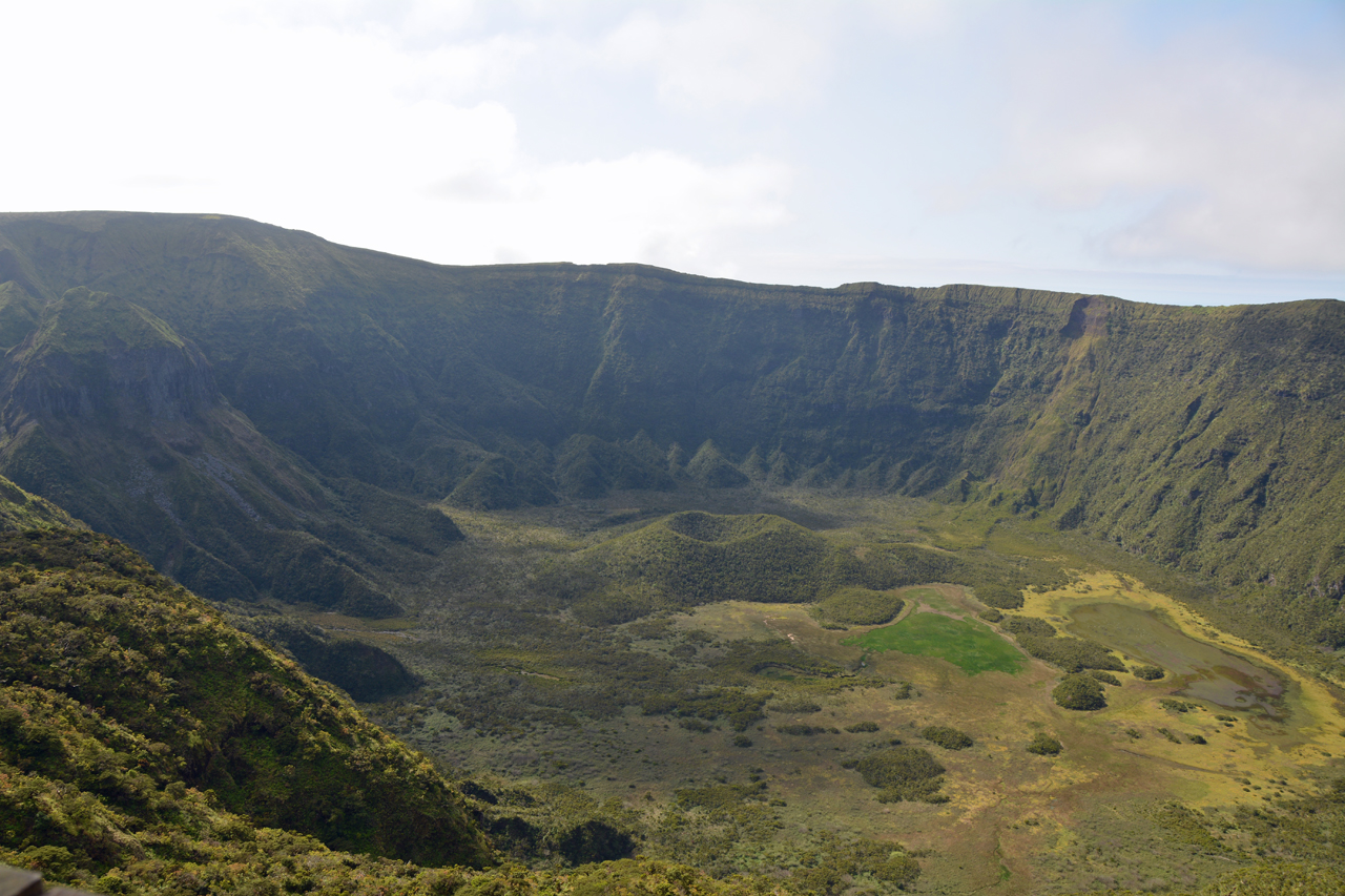 Failal Island crater