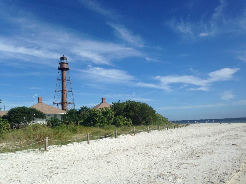 Sanibel Lighthouse, The Beaches of Fort Myers and Sanibel