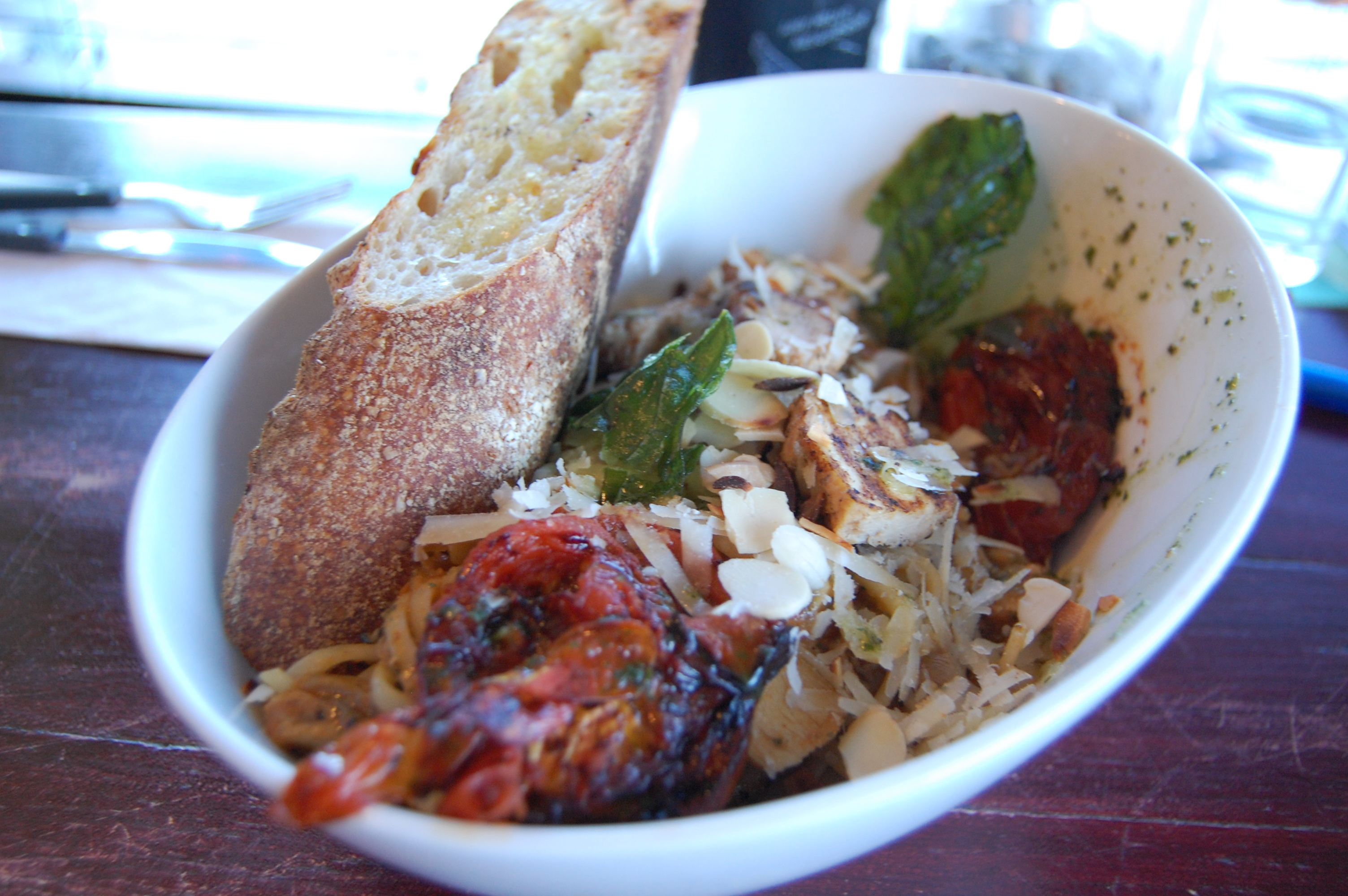 Eat In Harmony At The Butcher And The Vegan Restaurant