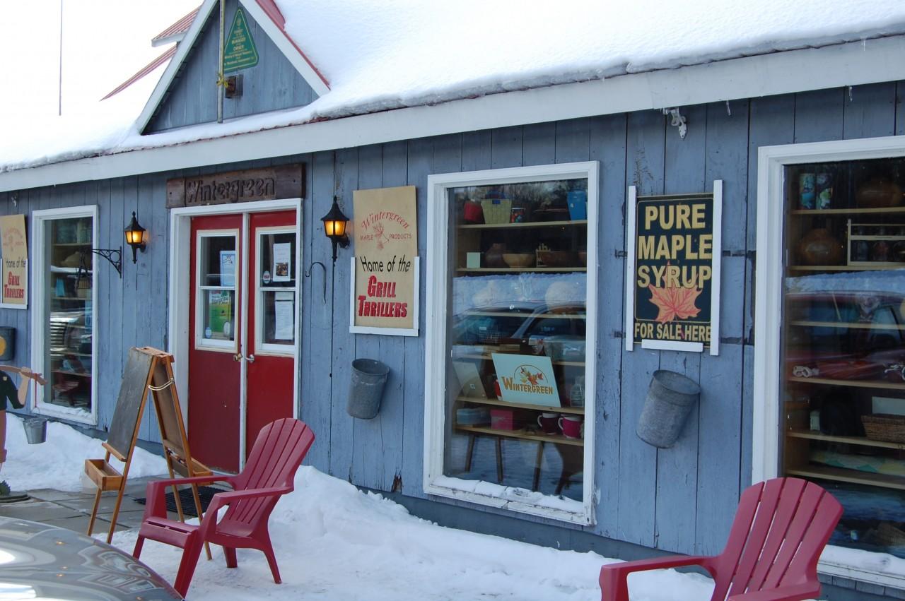 1. Maple Sugar Shacks Ontario