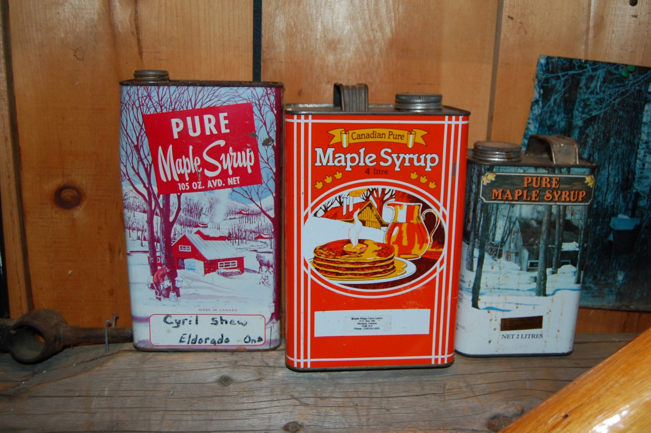 5. Maple sugar Ontario
