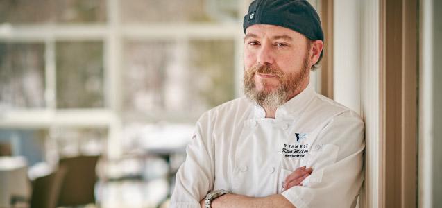 Viamede Chef Kevin McKenna