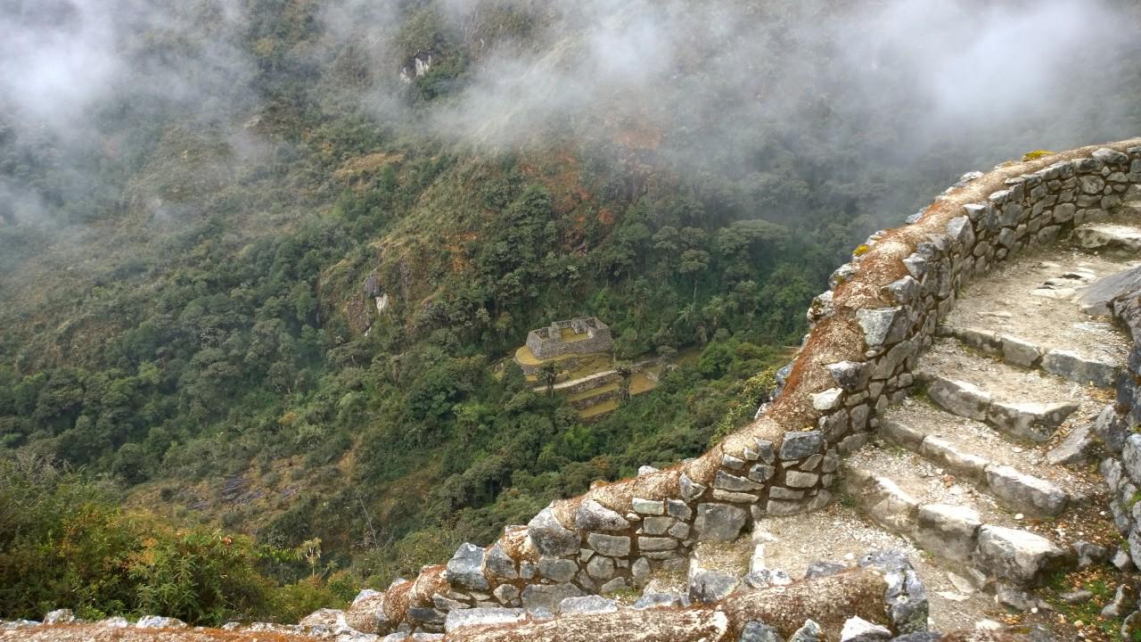 Qonchamarka ruins