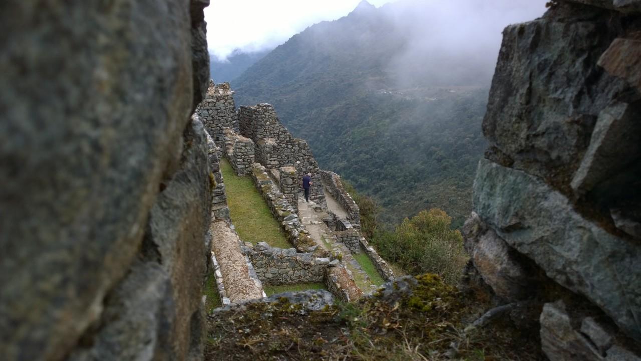 Sayacmarca ruins