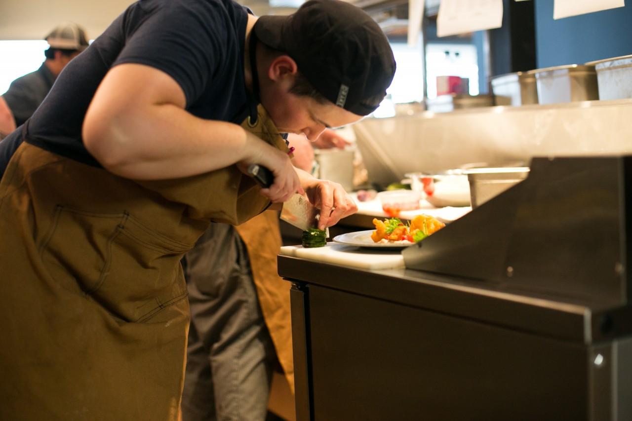 Drake Devonshire Chef