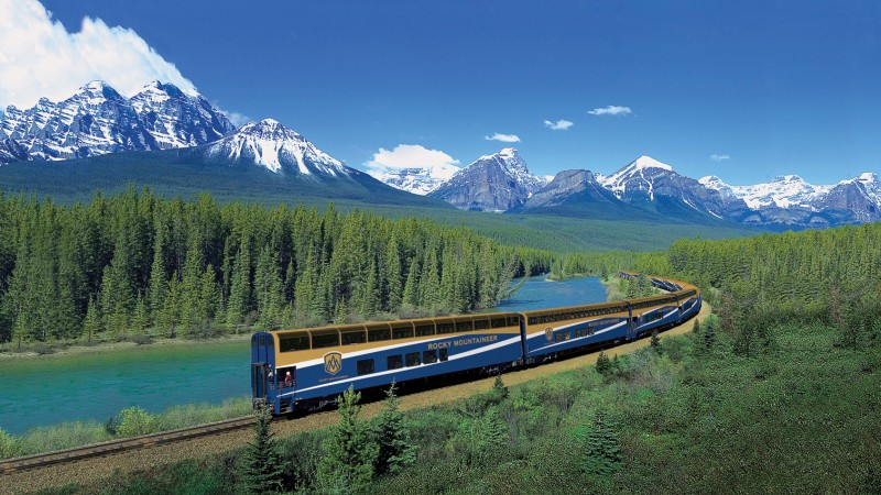 Photo Credit: Rocky Mountaineer