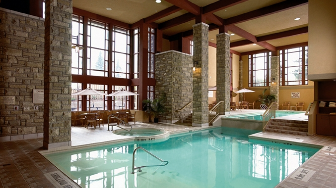 DoubleTree Fallsview Resort & Spa by Hilton, Niagara Falls