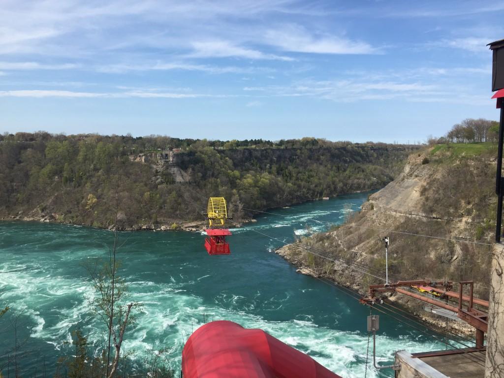 The Whirlpool Aero Car, Niagara Parks