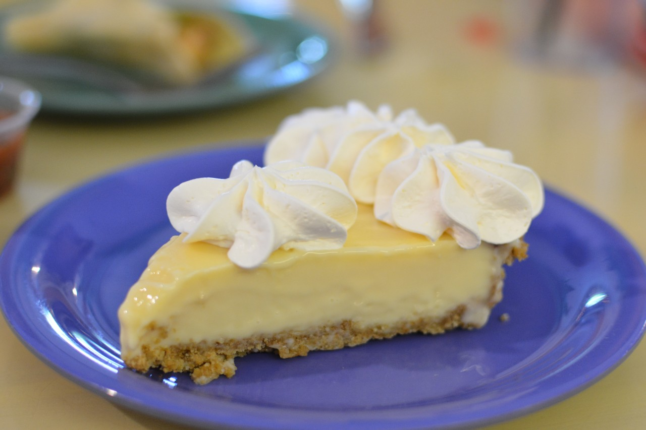 Mrs Mac's Key Lime pie