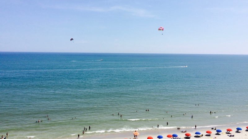 Hampton Inn & Suites – Myrtle Beach Oceanfront Resort
