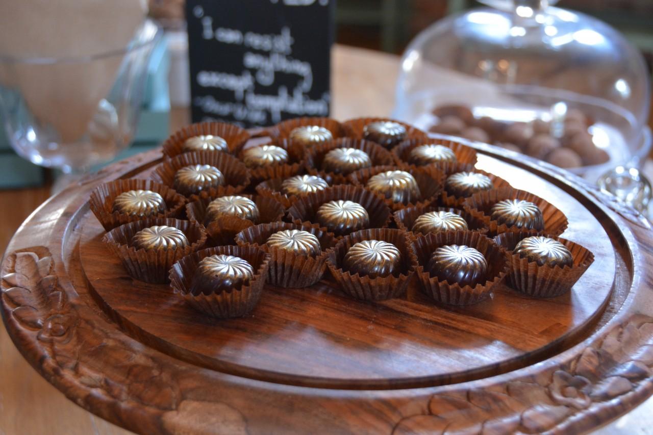 Hazel Mountain Chocolates