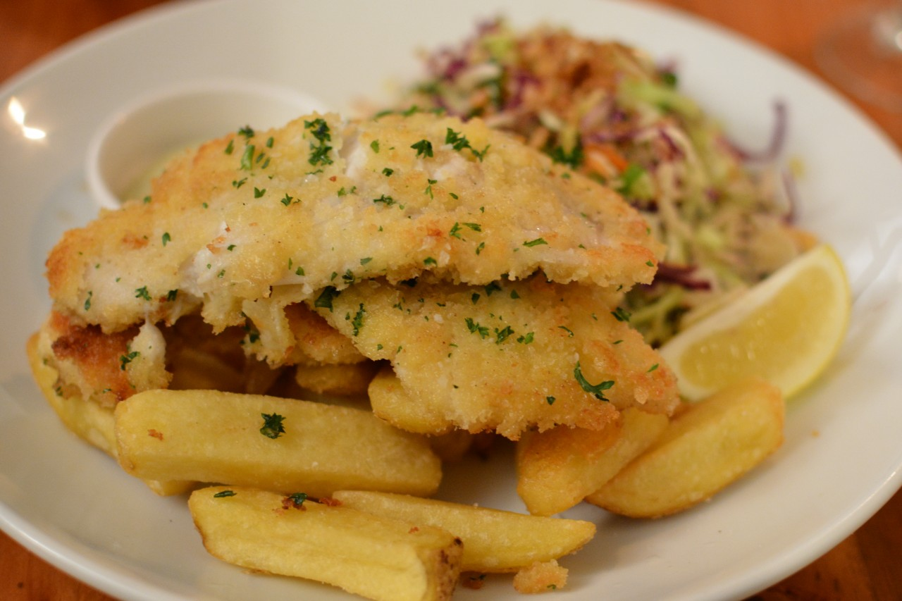 Raglan's fish and chips
