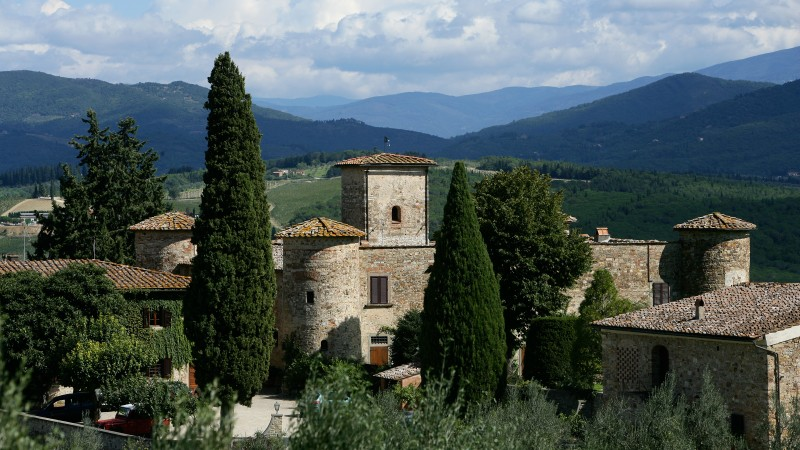 Castello di Gabbiano