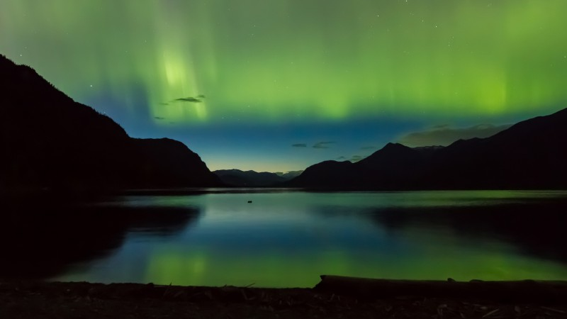 Northern Lights British Columbia