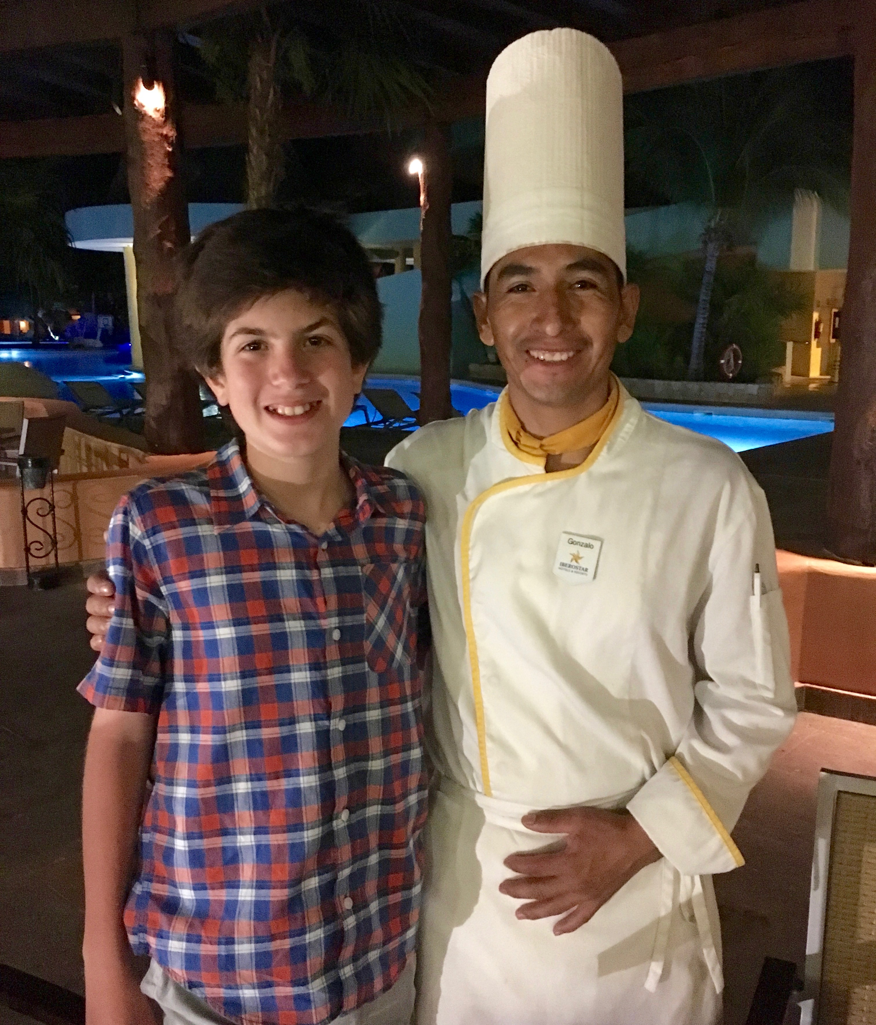Chef and Noah