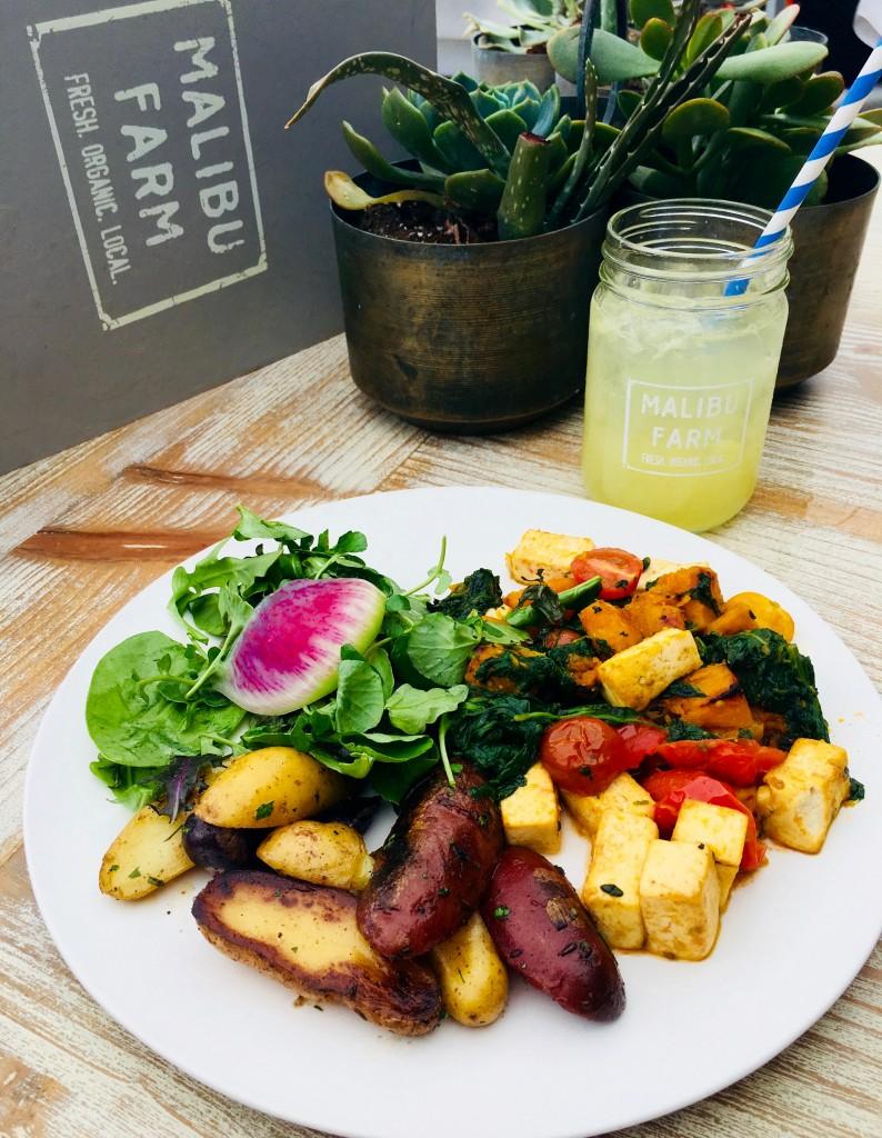 Malibu Farm food