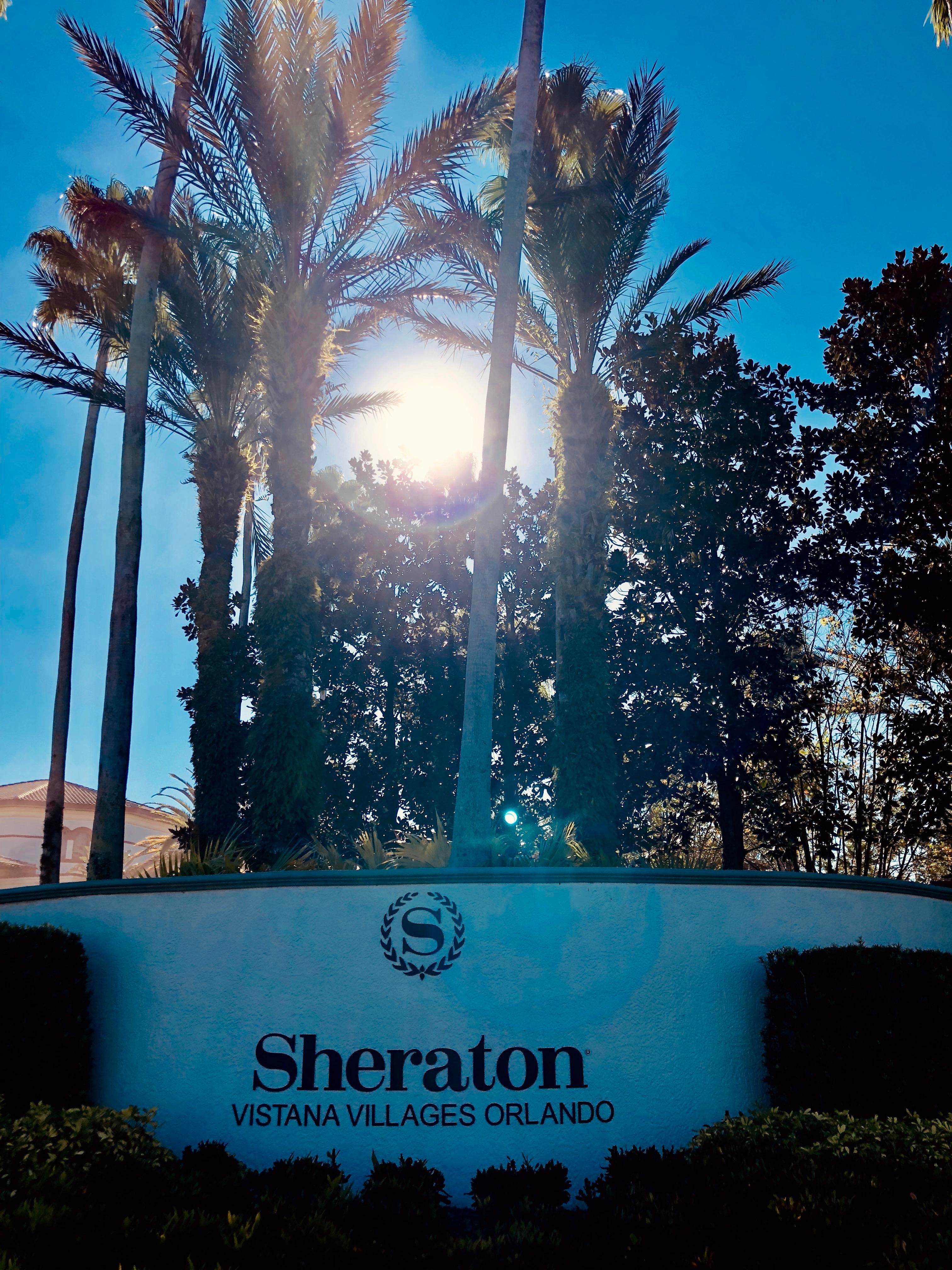 Sheraton Sign