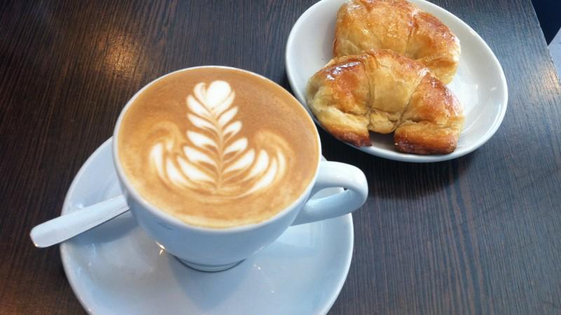 Best coffee in Buenos Aires? Lattente Cappuccio in Buenos Aires