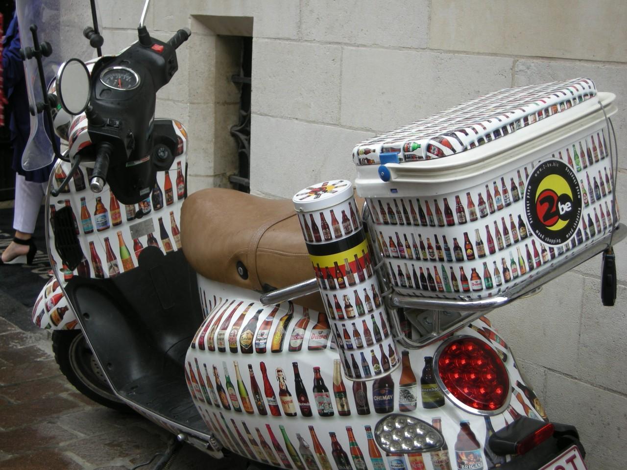 Belgian Beer bike