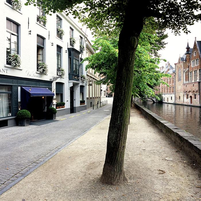 Hotel Die Swaene Bruges