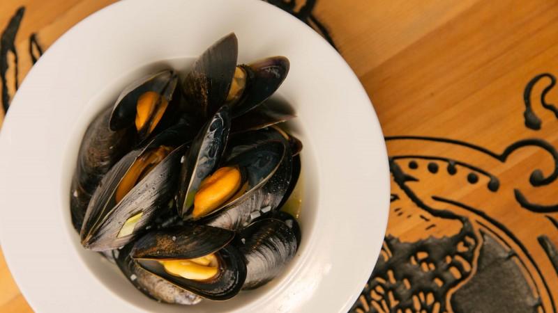 Mussels Borealia Toronto