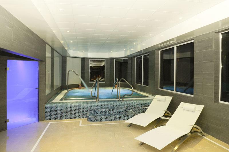 Wickwoods Country Club Fitness Hydro Baths
