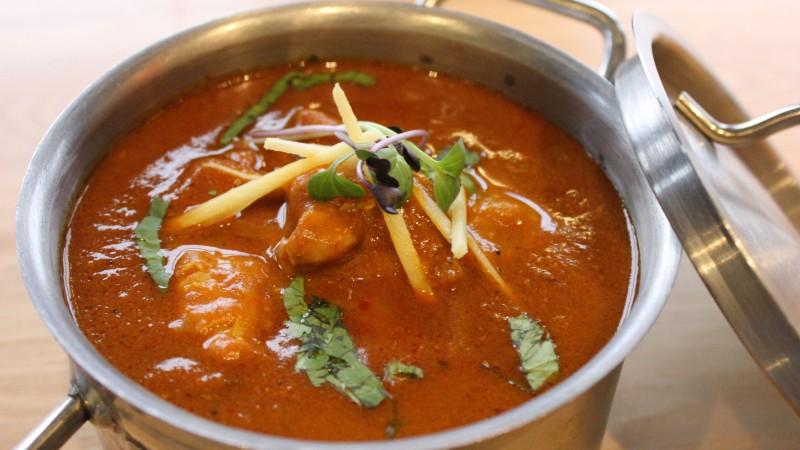 Punjabi Chicken Curry Toronto