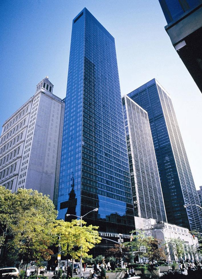 Millenium Hilton Exterior 2