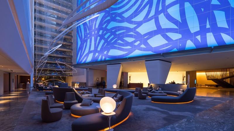 Conrad New York City hotel