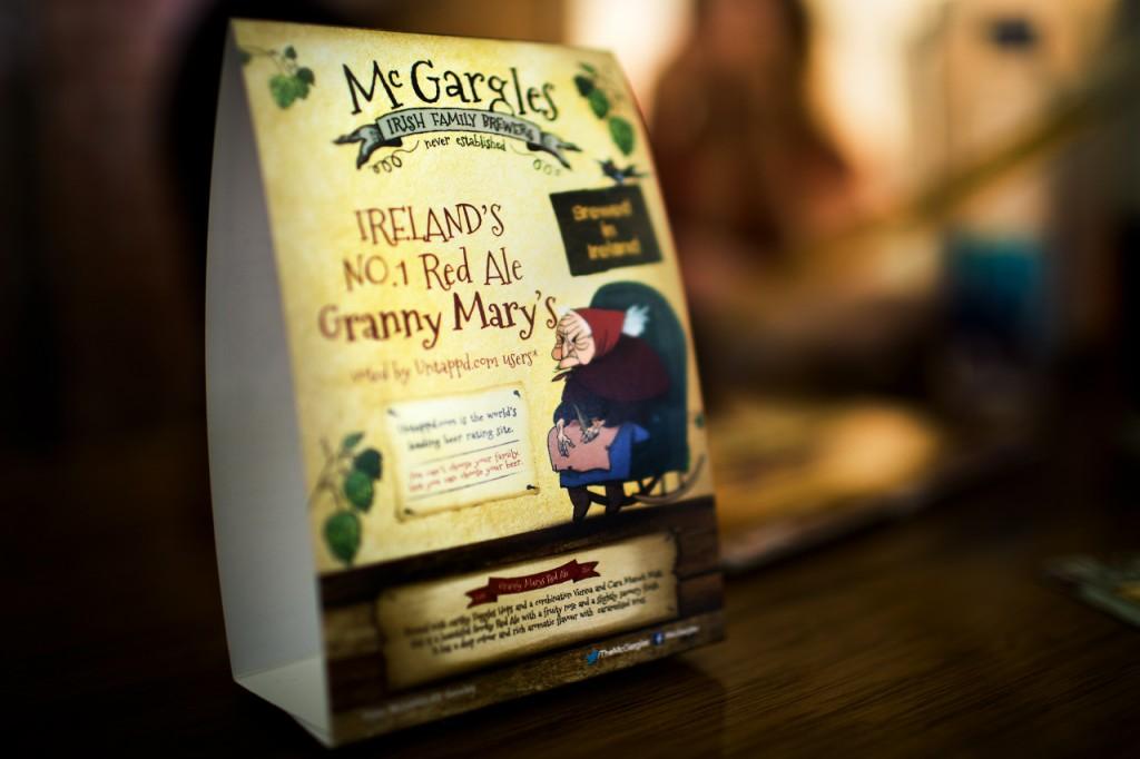 McGarlges Irish Family Brewing