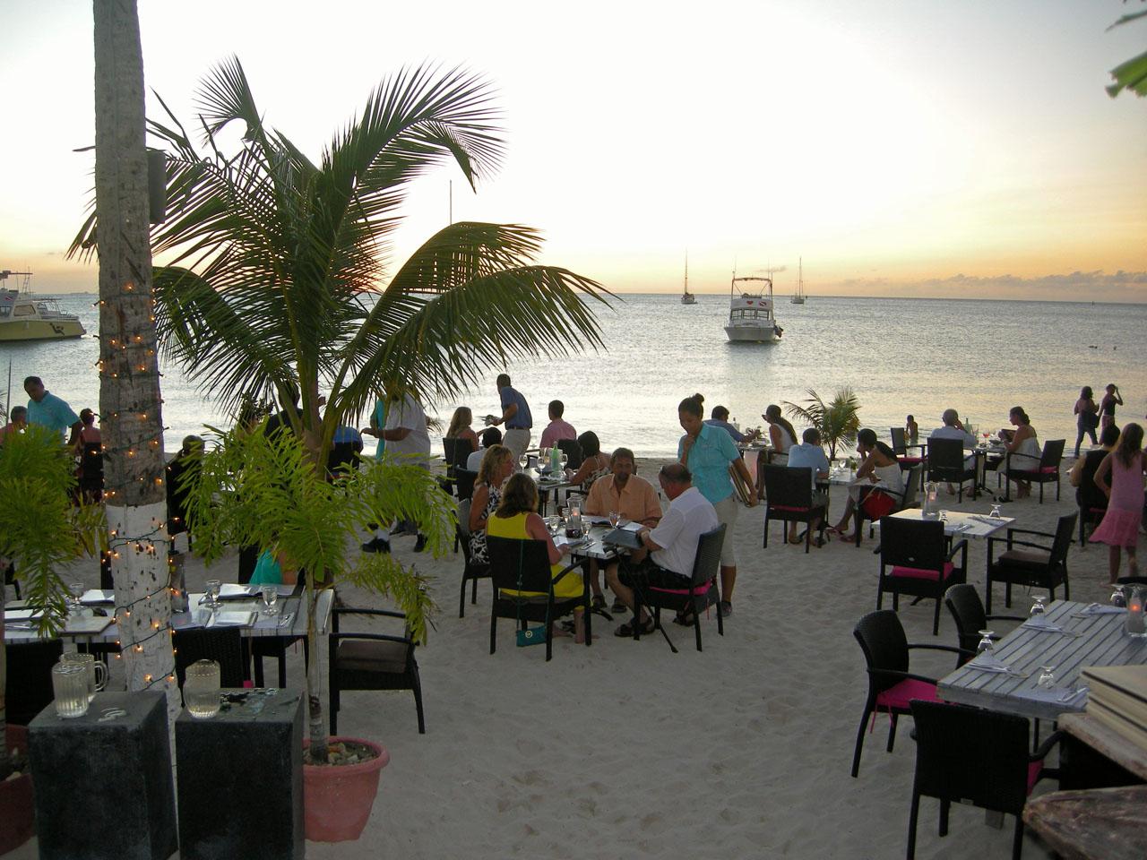 Uncovering Art And Cuisine In Aruba