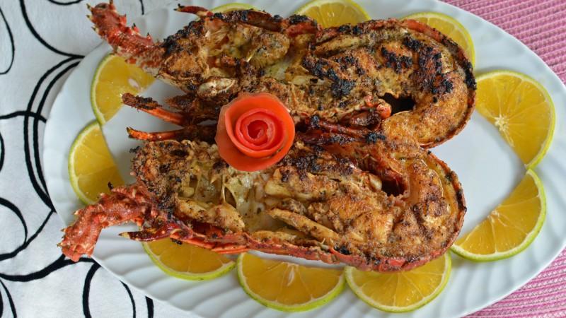 Murphy's lobster