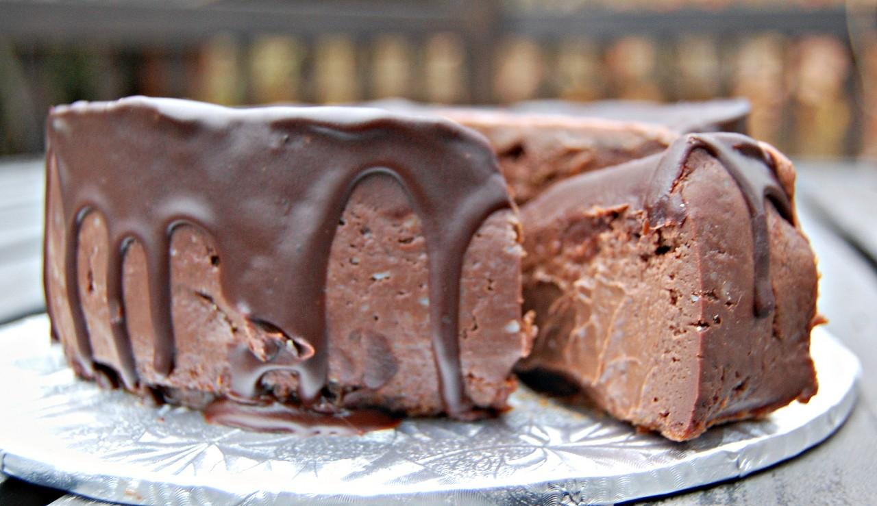 #6 Chocolate Cheesecake