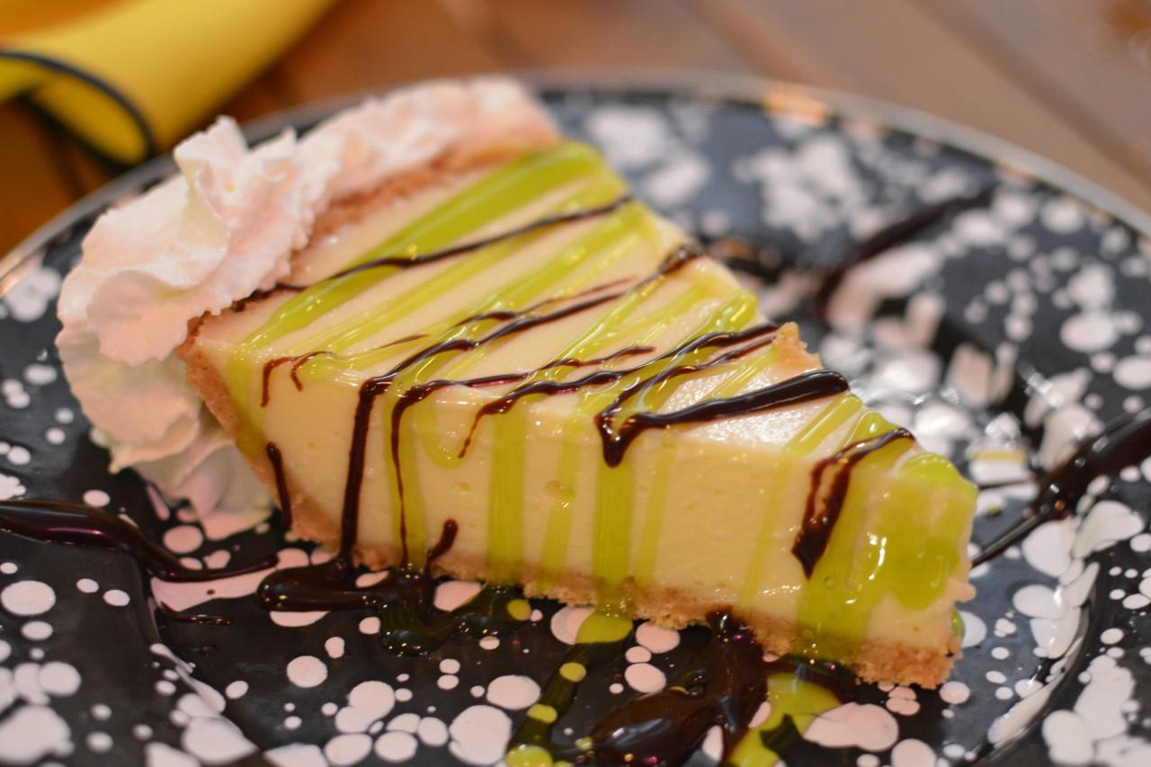 Chocolate Key Lime Pie