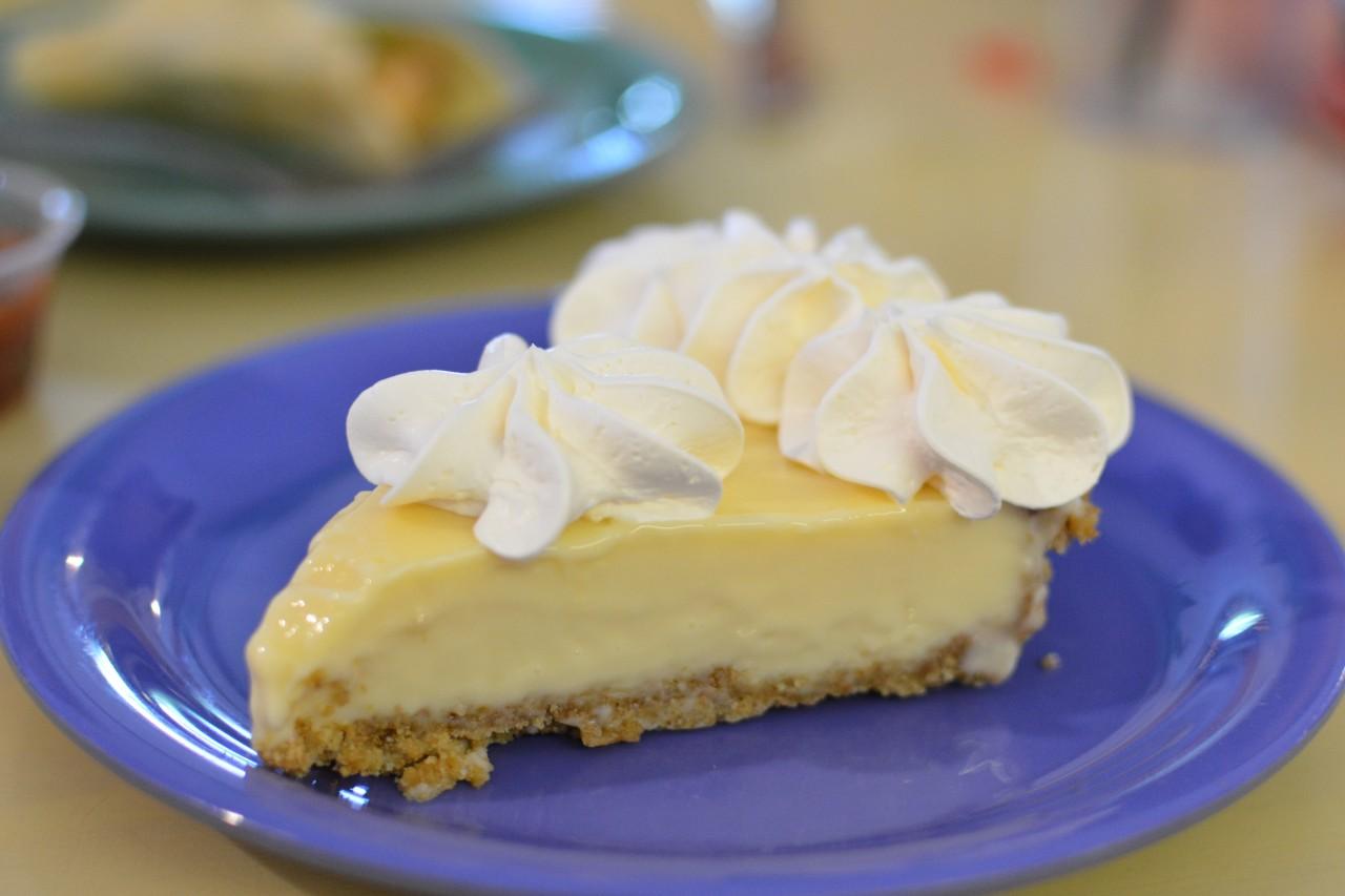 Mrs Mac's Key Lime pie